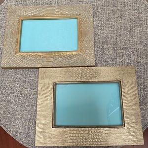 Nicole Miller Home Photo Frames. .
